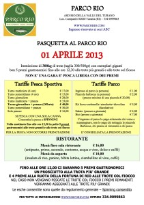 Pasquetta 2013 - PDF