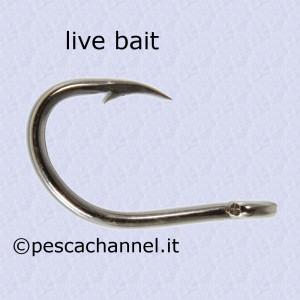 amo hook live bait