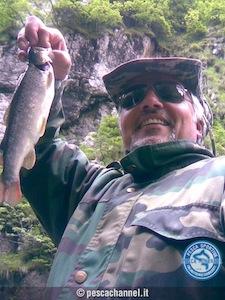 pesca romania trota