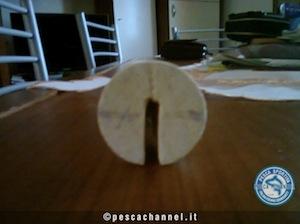 taglio legno popper